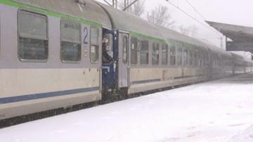 Atak zimy paraliżuje kolej. Niektórym pasażerom przysługuje odszkodowanie