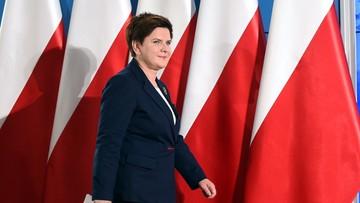 Szydło: opozycja naciska na Komisję Wenecką