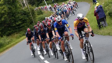 Tour de France: Kolejna kraksa! Froome wśród poszkodowanych