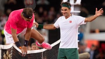 Piękny gest Rogera Federera. Wystawił na aukcję dobroczynną cenne pamiątki