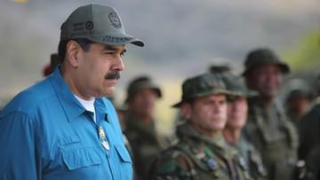 Maduro odrzucił ultimatum krajów UE ws. nowych wyborów