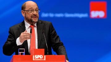 """""""Zamach na demokrację"""". Schulz oskarża Merkel"""