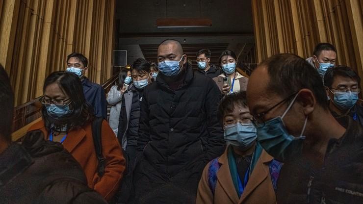 Eksperci WHO weszli do pilnie strzeżonego laboratorium w Wuhanie