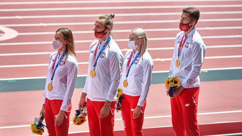 Tokio 2020: Karol Zalewski o ciężarze złotego medalu