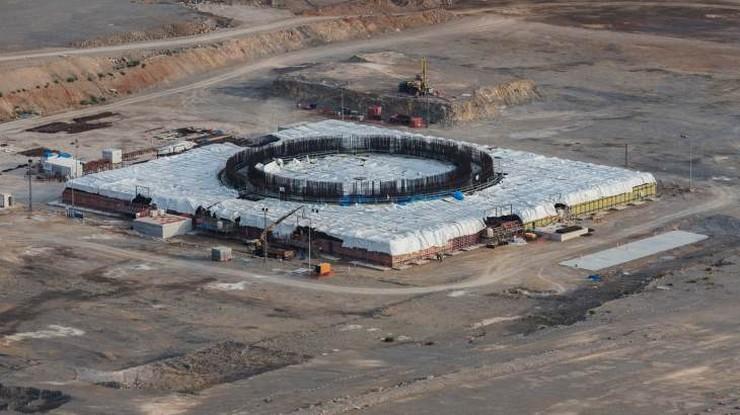 Pękł fundament elektrowni atomowej w Turcji. Jądrową siłownię budują Rosjanie