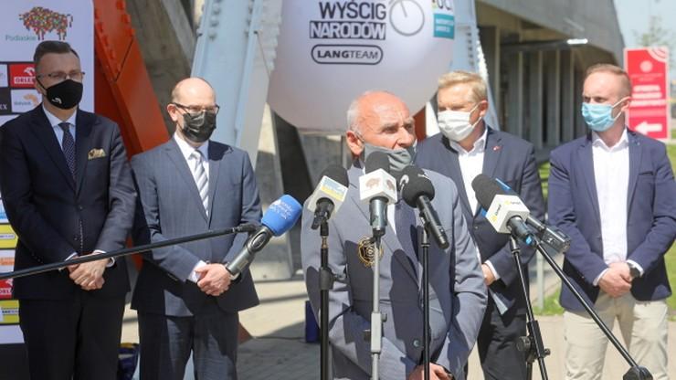 Orlen Wyścig Narodów: 23 ekipy kolarskie wystartują w Białymstoku