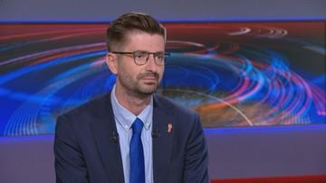 Partner Biedronia kandydatem Lewicy na prezydenta? Tajemniczy wpis posła