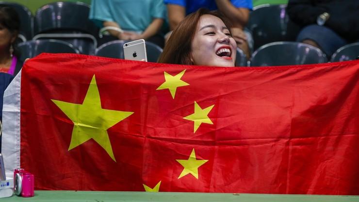 Furia w Chinach. Gwiazdki na ich fladze w Rio są... źle ustawione