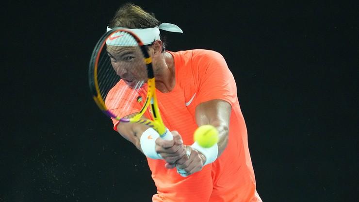 Australian Open: Od 2:0 do 2:3! Nadal odpadł w ćwierćfinale