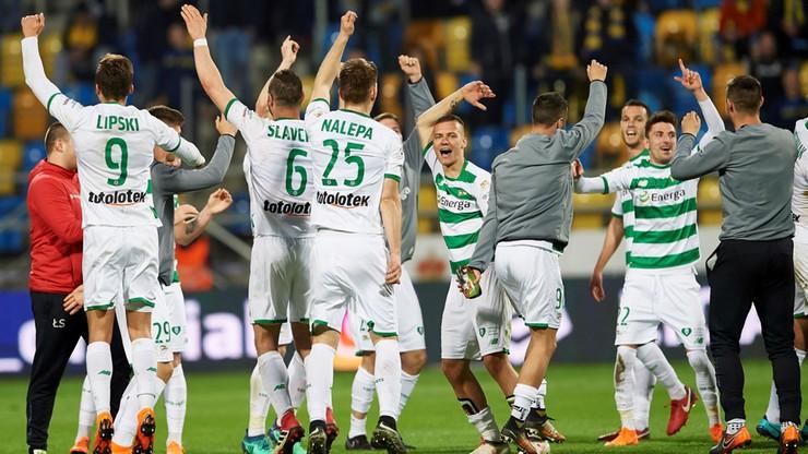 Derby Trójmiasta znowu dla Lechii!