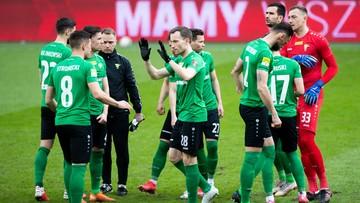 Szalony mecz na szczycie Fortuna 1 Ligi! Sześć goli i czerwona kartka
