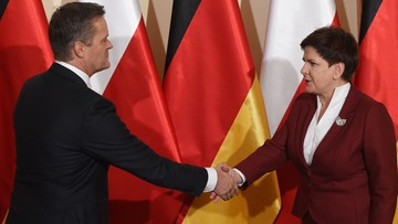 Premier Szydło: Mercedes wyłoży na budowę fabryki w Jaworze ok. 500 mln euro