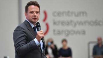 Trzaskowski: Polska to nie Kaczyński, Węgry to nie Orban