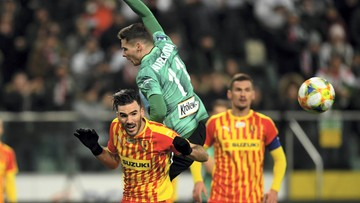 Klub z ekstraklasy rozwiązał kontrakty z winy piłkarzy