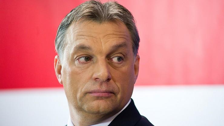 Orban w obronie Polski: Brukselę irytują silne państwa narodowe