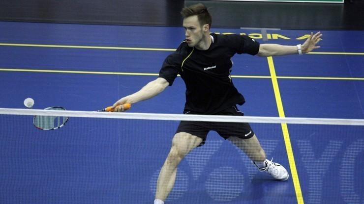 Igrzyska Europejskie: Porażki i koniec występu polskich badmintonistów