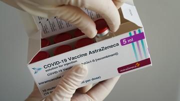 W Niemczech szczepionka AstryZeneki również dla osób powyżej 65. roku życia