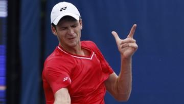 ATP w Melbourne: Hurkacz w trzeciej rundzie. Torpegaard bez szans