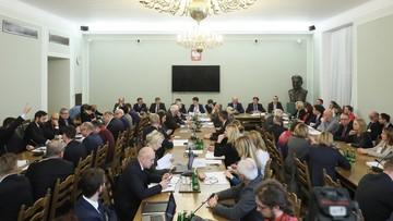 Komisja nie zgodziła się na odrzucenie zmian w Kodeksie wyborczym ani na wysłuchanie publiczne