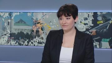 Żukowska: obostrzenia powinny być spójne z konstytucją