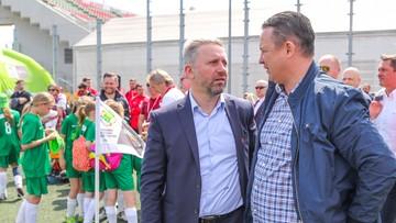 Były piłkarz Legii nie jest już trenerem Znicza