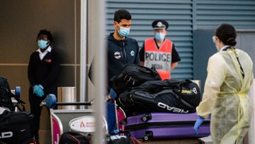 Australian Open: Pięciokrotny finalista turnieju zakażony koronawirusem
