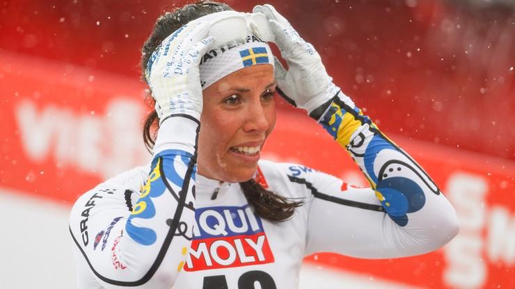 Tour de Ski: Szwedzka kadra wciąż bez największej gwiazdy