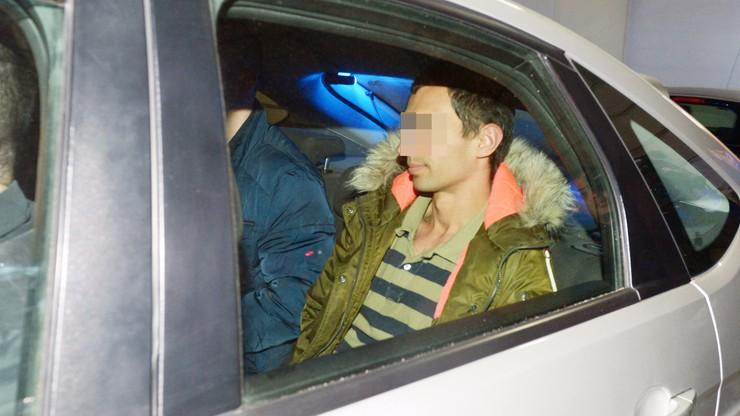Szef MSWiA nagrodził policjantów, którzy wytropili Kajetana P.