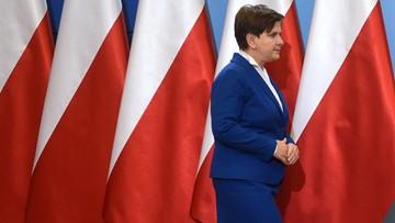 Kopacz o usunięciu flag UE: to lekceważenie, niepotrzebny sygnał dla Europy