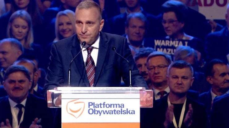 """""""Zlikwidujemy IPN i CBA"""" - Schetyna na konwencji krajowej PO"""