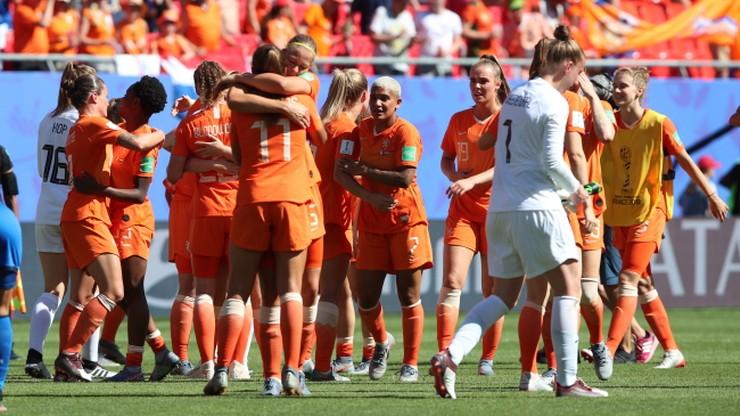 Holenderki i Szwedki w półfinale mistrzostw świata kobiet