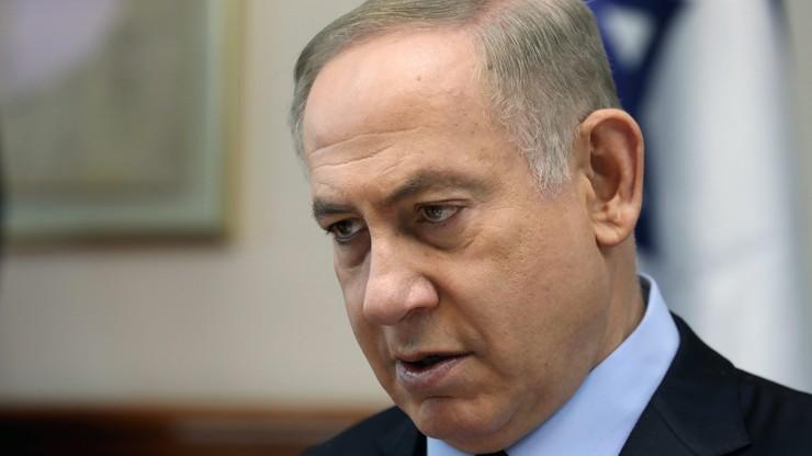 """""""Kosztowne podarunki od biznesmenów"""". Netanjahu przesłuchany w związku z zarzutami korupcyjnymi"""