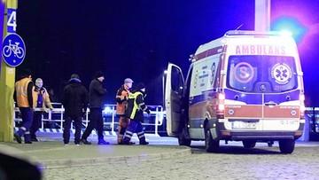 Dym i zapach spalenizny w Świnoujściu. Przyczyną mógł być pożar elektrośmieci w Niemczech