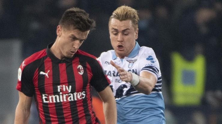 Puchar Włoch: Piątek bez gola. Milan zremisował z Lazio