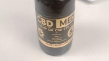 Substancja psychoaktywna w olejku. GIS wycofuje produkt