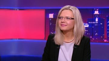 Wassermann: poświęciłam trzy lata życia dla satysfakcji pokrzywdzonych ws. Amber Gold
