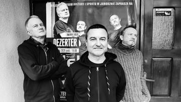 """Nie widzę powodów do rewolucji - Krzysztof Grabowski, współzałożyciel """"Dezertera"""""""