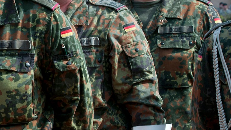 Prawicowy ekstremista w resorcie obrony Niemiec