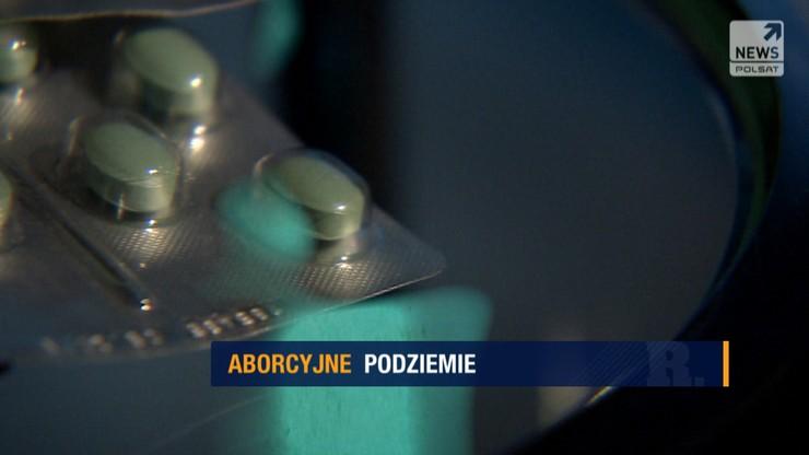 """""""Raport"""": w Polsce można nielegalnie zakupić środki poronne"""