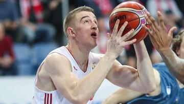 Reprezentanci Polski błyszczeli w meczu Pucharu Europy koszykarzy