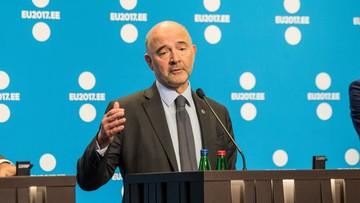 Moscovici: mam nadzieję że prezydent Polski wykaże mądrość i nie podpisze ustawy o IPN