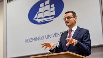 """Morawiecki chce rozmawiać z rządem o zmianach w programie """"Rodzina 500 plus"""""""