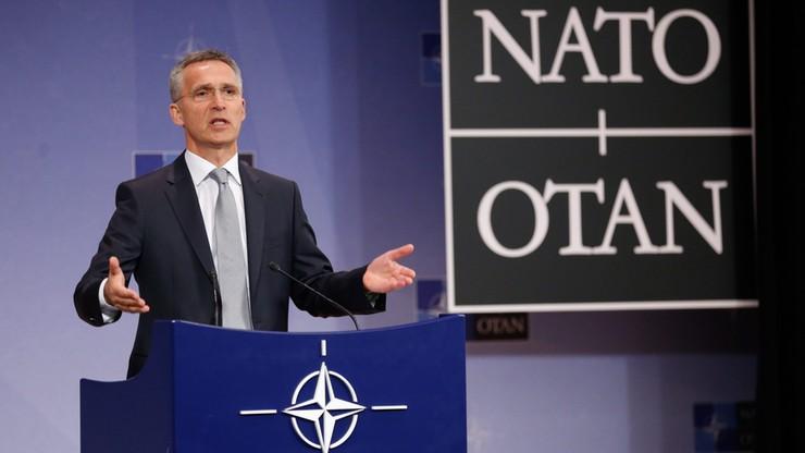 Szef NATO: przed szczytem w Warszawie powinno być spotkanie z Rosją