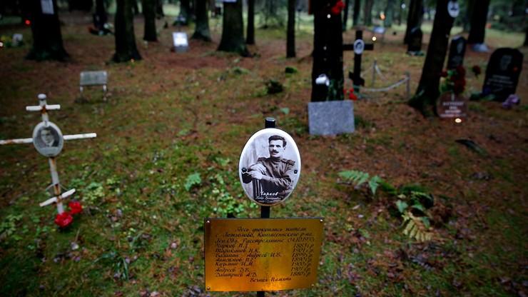 Rosjanie obchodzą dzień pamięci ofiar represji politycznych
