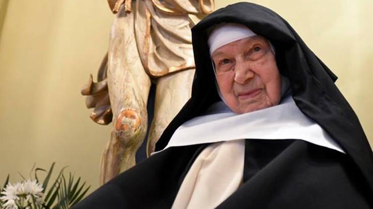 W Krakowie zmarła prawdopodobnie najstarsza zakonnica na świecie. Miała 110 lat