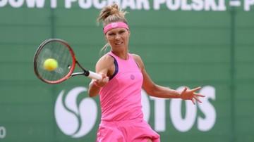 WTA w Bad Homburg: Katarzyna Piter odpadła w pierwszej rundzie debla
