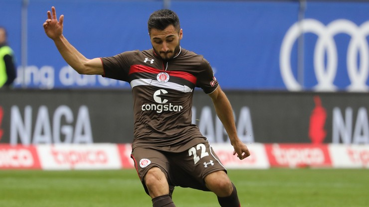 Kibice FC St. Pauli domagają się wyrzucenia z klubu tureckiego zawodnika