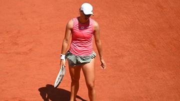 Roland Garros: Grecki koszmar Świątek w ćwierćfinale! (WIDEO)