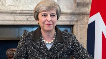 """""""Rząd realizuje demokratyczną wolę narodu"""". Premier May rozpoczęła procedurę wyjścia z UE"""