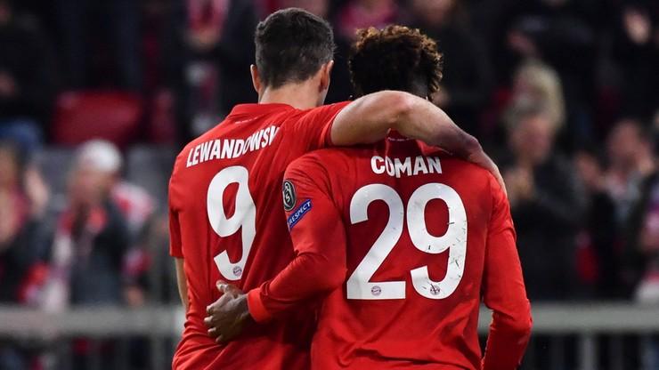 """Liga Mistrzów: Nowy Bayern, lepszy Lewandowski? """"Widać chemię i chęć współpracy"""""""